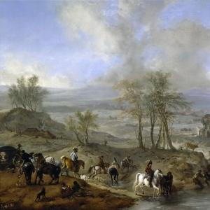 Воуверман Филипс - Охота и рыбалка