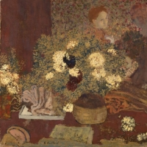 Эдуард Вюйяр - Глиняная ваза