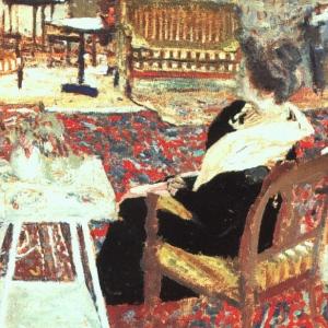 Эдуард Вюйяр - Мадам Артур Фонтейн, 1904-05