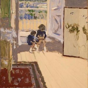 Эдуард Вюйяр - Дети в комнате