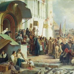 Осада Троице-Сергиевой лавры