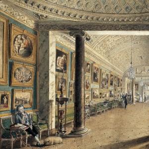 Картинная галерея графа А.С. Строганова