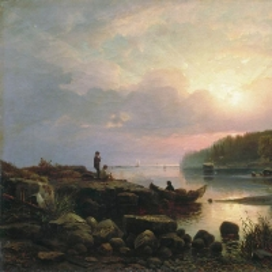 Финляндский пейзаж