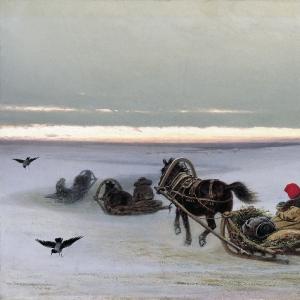 Домой. 1881