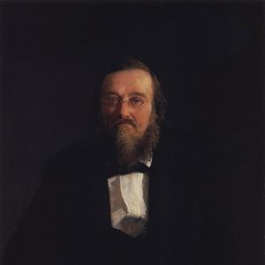 Портрет Н.И.Костомарова