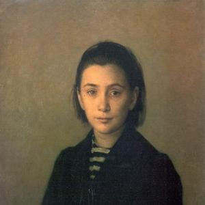 Портрет О.П.Костычевой