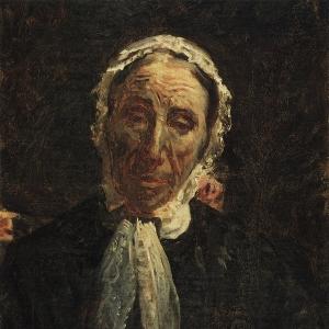 Портрет М.П.Свет.
