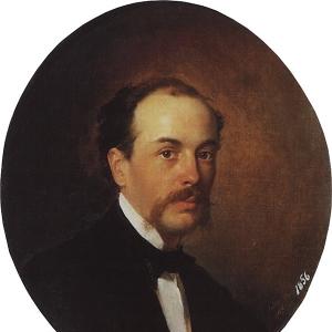Портрет Г.Н.Ге
