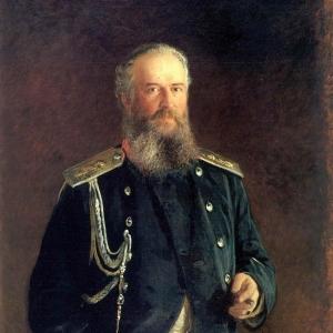 Портрет А.В.Олсуфьева