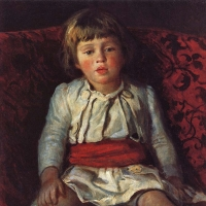 Портрет Николая Ге, внука художника