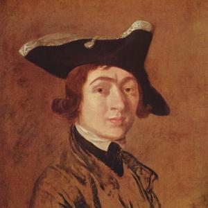 Автопортрет. 1754