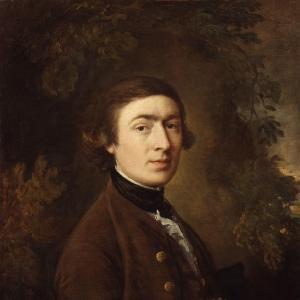 Автопортрет. 1758-1759