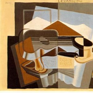 Хуан Грис - Гора Ле Канигу, 1921
