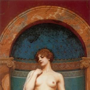 Венера перед купанием