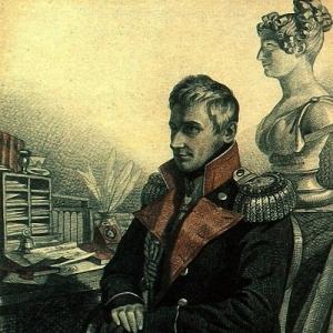Гампельн Карл Карлович - Граф Воронцов Михаил Семенович. 1820 г.