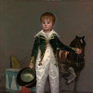 Портрет Хосе Коста-и-Бонелис по прозвищу Пепито
