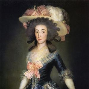 Портрет герцогини Бенавенте