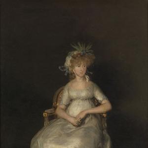 Портрет графини Чичон