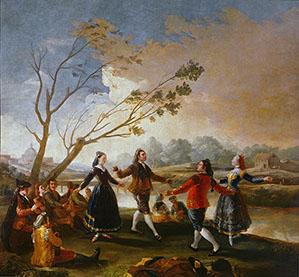 Танцы на берегах Мансанареса