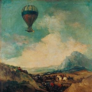 Воздушный шар или полёт Монтгофери