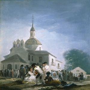 День св.Исидора в храме святого