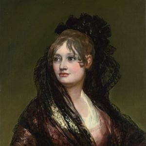 Портрет доньи Изабель Кабос де Порсель