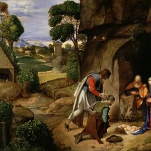 Преклонение пастухов