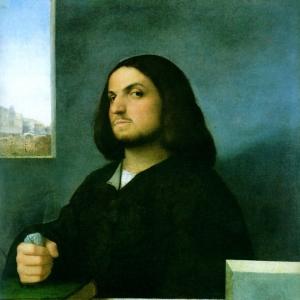 Портрет венецианского мужчины