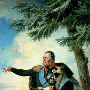 Доу Джордж - Михаил Иларионович Голенищев-Кутузов (1745-1813) князь Смоленский
