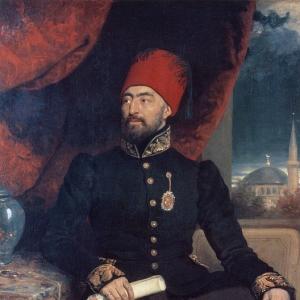 Доу Джордж - Сановник в турецком костюме