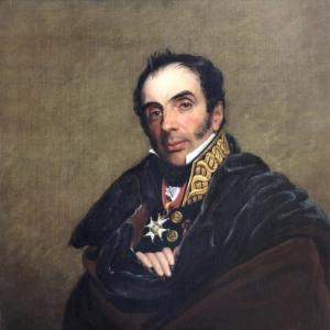 Доу Джордж - Генерал Мигель Рикардо де Алава