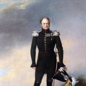 Доу Джордж - Александр I, император России