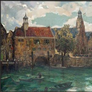 Джеймисон Александр - Воскресенье, полдень в Роттердаме