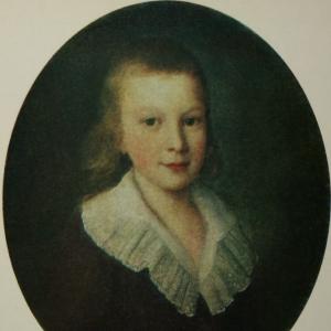 Дрождин Петр Семенович - Портрет мальчика