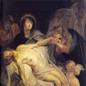Антон ван Дейк - Оплакивание Христа