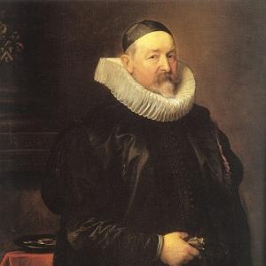 Антон ван Дейк - Портрет Адриана Стивенса, 1629