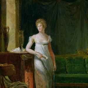 Екатерина Ворле (1762-1835) герцогиня Талейран-Перигор