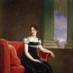 Дезире Клари (1777-1860) Королева Швеции