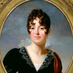 Дезире Клари (1781-1860), старшая дочь короля Швеции