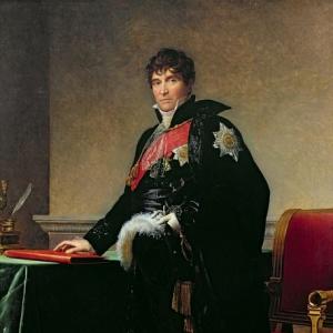 Граф Мишель Регно де Сен-Жан-д'Анжели