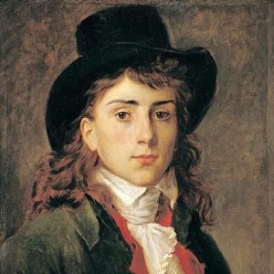 Барон Антуан Жан Гро (1771-1835) в возрасте 20 лет