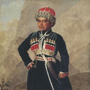 Ахметка, карлик Николая I