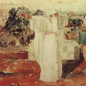 Авраам просит у Бога знамения (Призвание Авраама)