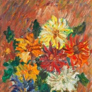 Иван Иварсон - Осенние цветы