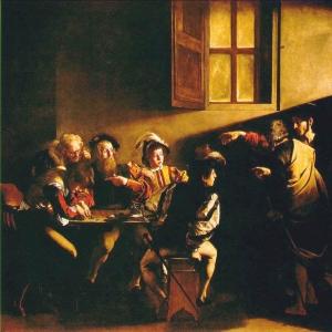 Призвание св. Матфея