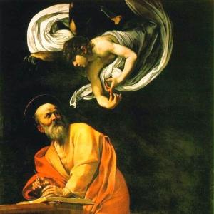 Вдохновение св. Матфея