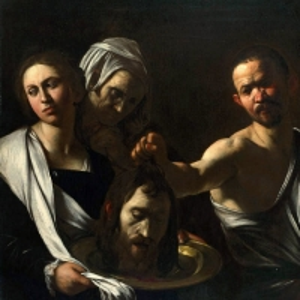 Саломея с головой Иоанна Крестителя
