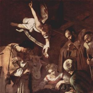 Рождество со св. Лаврентием и св. Франциском