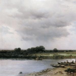 Вид на реку Казанку