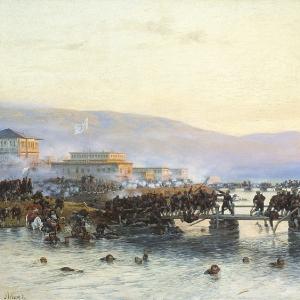 Штурм крепости Ардаган 5 мая 1877 года